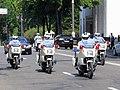 Militsiya bikes, Ukraine.jpg