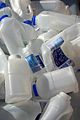 Milk Containers For Recycling Chobham Village Surrey UK.jpg