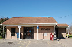 Millican, Texas post office