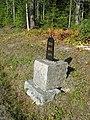 Milstolpe mellan Fagersta och Ombenning (RAÄ-nr Fagersta 13-1) 5455.jpg