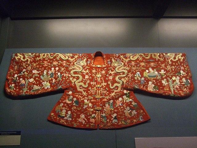 Ming dynasty garments