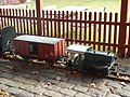 Miniature train at Jernbanemuseet 02.jpg