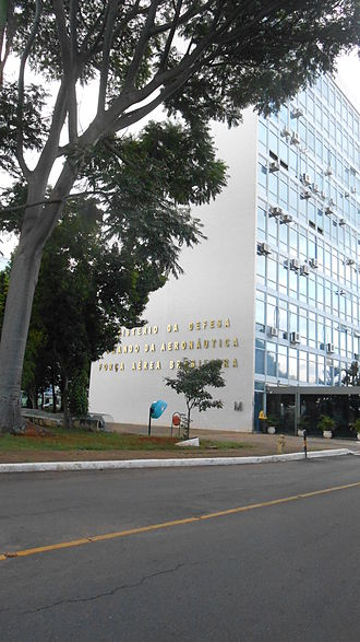 Ministry of Defence (Brazil) - The Brazilian Ministry of Defense at the Monumental Axis.