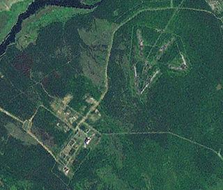 Mishelevka Radar Station Soviet radar station in Irkutsk, Siberia