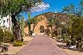 Mission San Xavier del Bac Courtyard.jpg