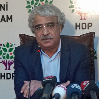 Mithat Sancar Turkish politician