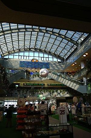 Miyazaki Airport - Miyazaki Airport interior