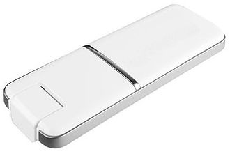 WiMAX - A WiMAX USB modem for mobile access to the Internet