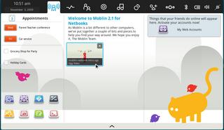 Moblin Linux distribution