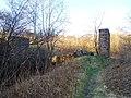 Moffat Mills, viaduct remains (geograph 2840398).jpg