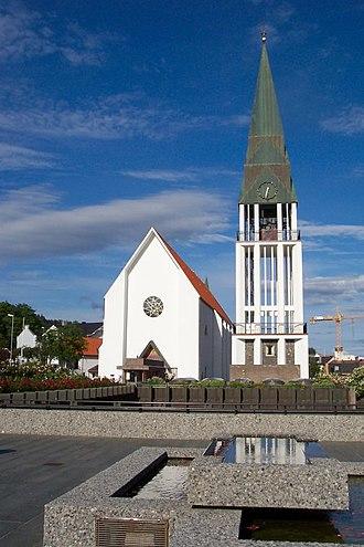 Molde Cathedral - Image: Moldedomkirke
