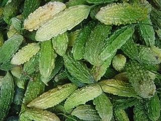 <i>Momordica</i> genus of plants