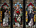 Monaghan Saint Macartan's Cathedral Window Clogher Saints Detail 2013 09 21.jpg