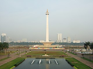 Capital of Indonesia National capital in Asia
