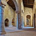 Monasterio de San Millán de Suso. Interior de la iglesia.jpg