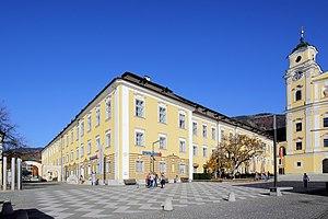 Mondsee Abbey - Image: Mondsee Kloster