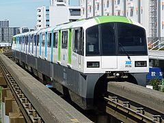 東京モノレール2000形電車 - Wikipedia