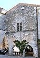 Monpazier - Maison 34 place des Cornières côté est nord -397.JPG