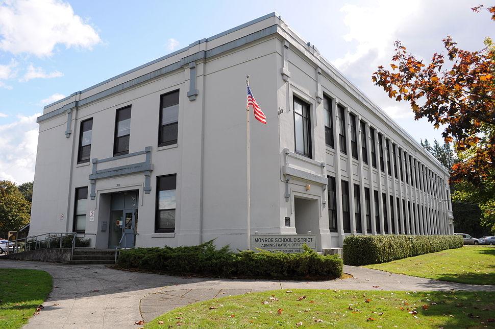 Monroe, WA - Old Monroe Elementary