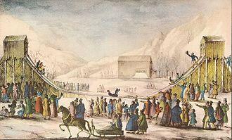 1830 in Sweden - Montagne Russe 1830 Stockholm