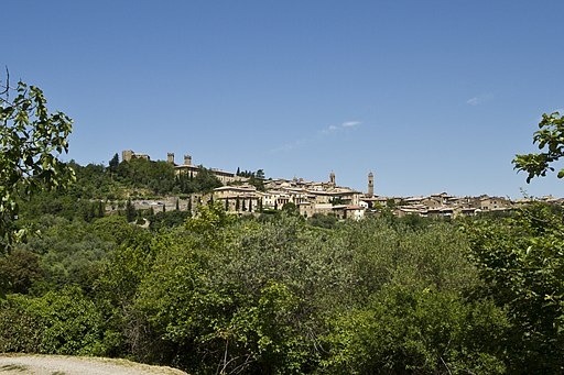 Montalcino, Province of Siena, Tuscany