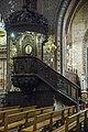 Montauban - L'église St. Jacques - La chaire.jpg