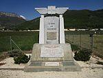 Monument «La Savoie aux Ailes Brisées» - Challes-les-Eaux, 2016.JPG