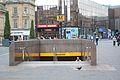 Monument Metro station, Newcastle upon Tyne, 27 July 2011 (2).jpg