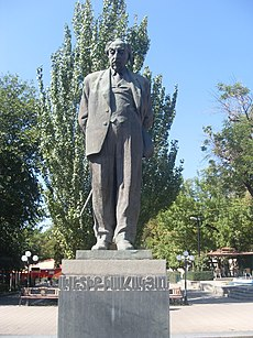 Monument of Avetik Isahakyan 07.jpg