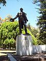 Monumento a José Gervasio Artigas en el bosque.JPG