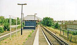 Morden South station, 1999 geograph-3789639-by-Ben-Brooksbank.jpg