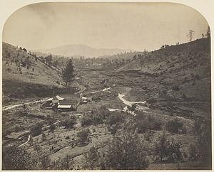 Mormon Bar, California - Image: Mormon Bar, South View, Mariposa County (61948)
