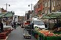 Morning set-up at Chapel Street market, Islington (3) - geograph.org.uk - 1523959.jpg