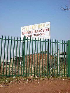 Morris Isaacson High School