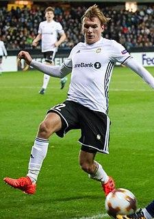 Morten Konradsen Norwegian footballer