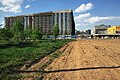 Moscow, Khodynsky Boulevard, construction of Liner West building (31225320361).jpg