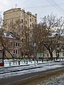 Moscow, Pechatnikov Lane 13 from Kolokolnikov 01.JPG