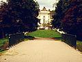 Most i brama do pałacu Potockich..jpg