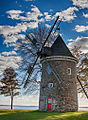 Moulin à Vent St-Sulpicien, Pointe-Claire (Pointe-Claire Windmill).jpg