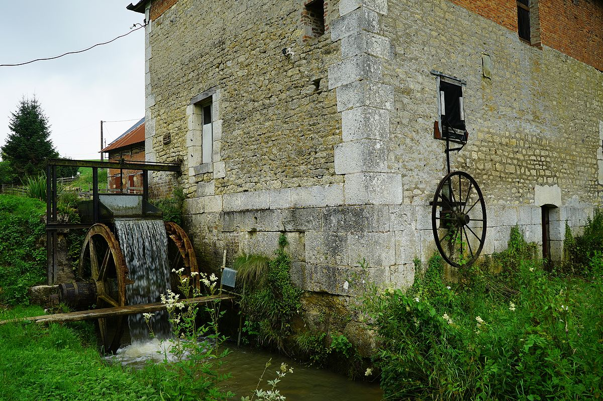 Moulin de librecy wikip dia - Le port du moulin champtoceaux ...