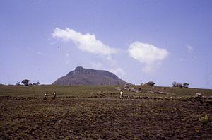 Mount Bintumani - Image: Mount Bintumani 1992 or 93 (4)