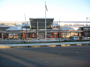 Mount Rainier High School - Image: Mount Rainier High School