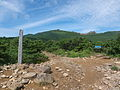 Mountain Adatara, the real sky, Nihonmatsu, Fukushima Prefecture.jpg
