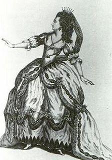 Mrs Gardner English actress and playwright