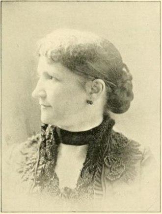 Joseph Clay Stiles Blackburn - Mrs Joseph Clay Stiles Blackburn
