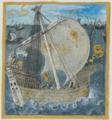 Ms764-folio26recto - Brutus dirige sa flotte contre Vannes.png