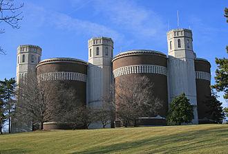 Mount Airy, Cincinnati - Mt. Airy Water Tower