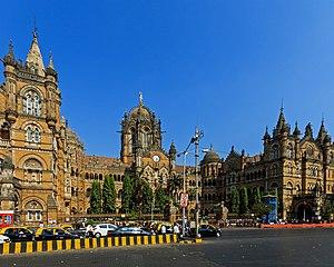 Architecture of Mumbai - Chhatrapati Shivaji Terminus