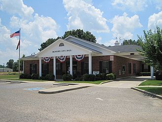 Munford, Tennessee - Munford City Hall