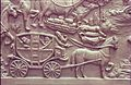 Mural Detail - Transport Gallery Entrance - BITM - Calcutta 2000 199.JPG